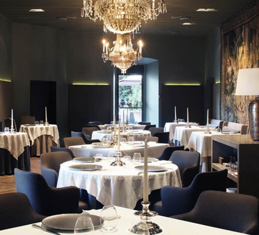 079-Reforma integral del restaurante Castell de Peralada, Girona