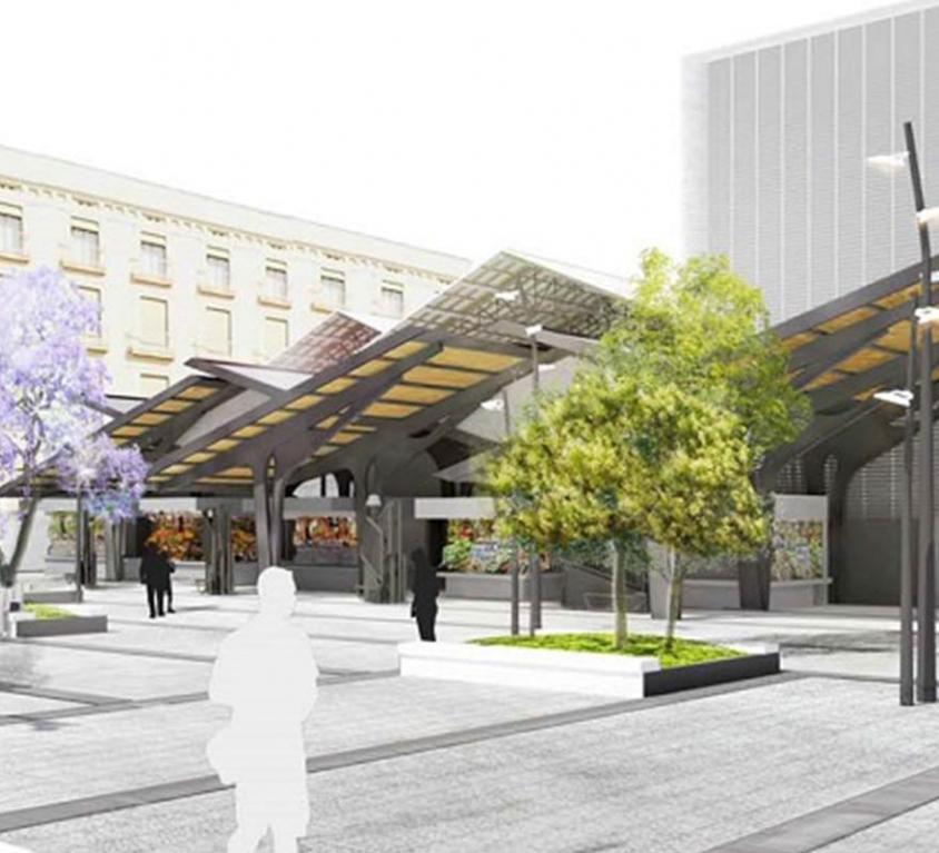 103-Barcelona Municipal Market Institute