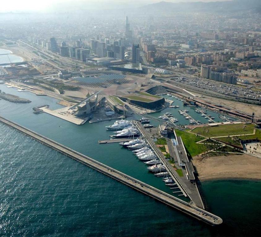 123-Marina Port Fòrum