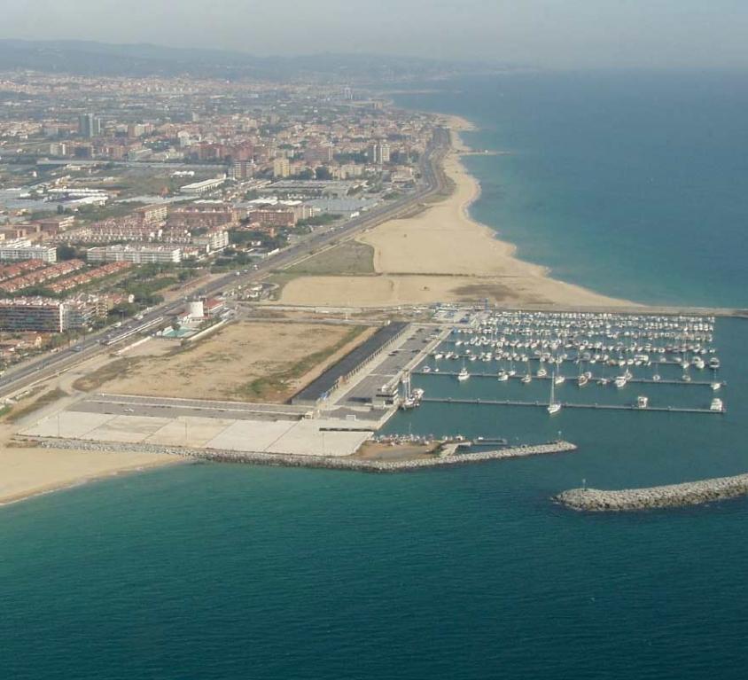 Marina Port Premià