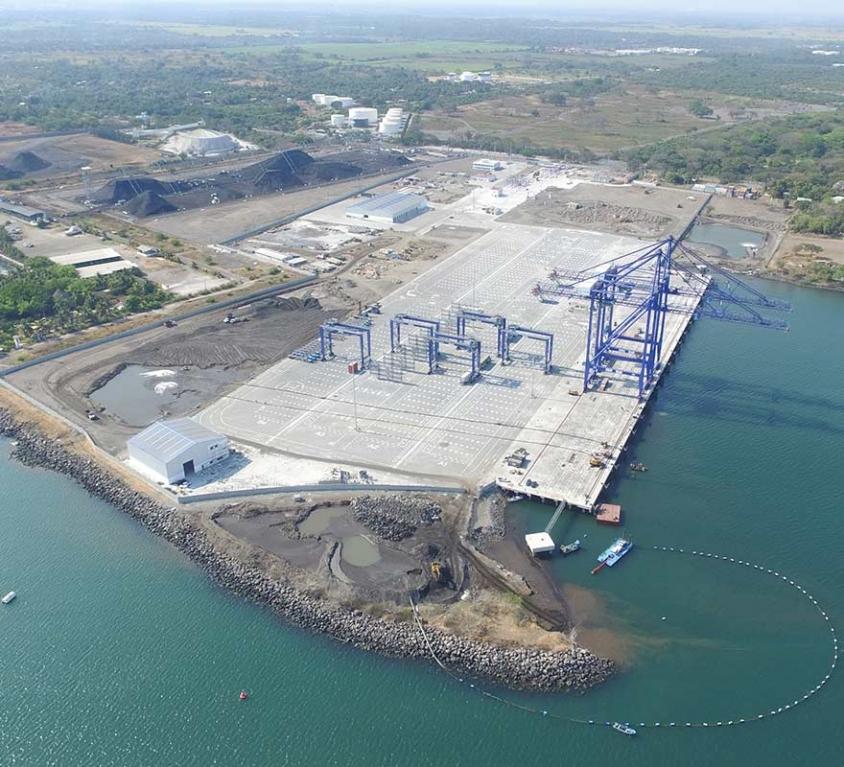 Terminal de Contenedores Quetzal (Grupo TCB)