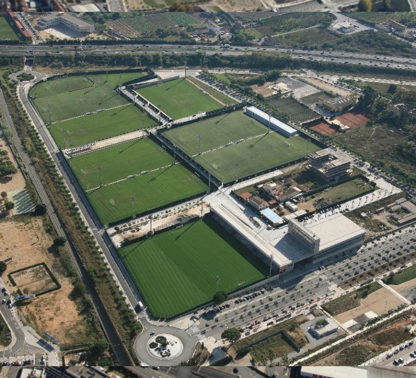 111-Ciutat Esportiva FCB (FCB Sports City) Compensation Board