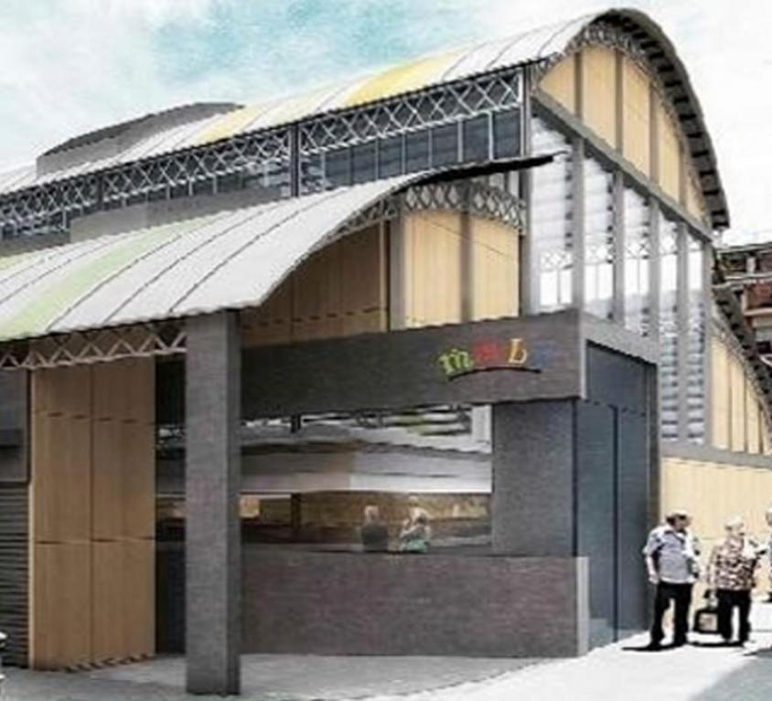 105-Barcelona Municipal Market Institute